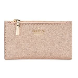 NWT Kate Spade NY burgess court mikey wallet